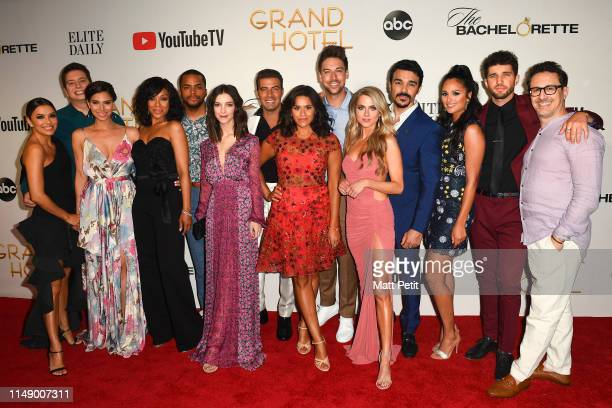 HOTEL On Monday June 10th ABC Elite Daily and YouTube TV celebrated the new drama series Grand Hotel with a special screening event with the cast and...