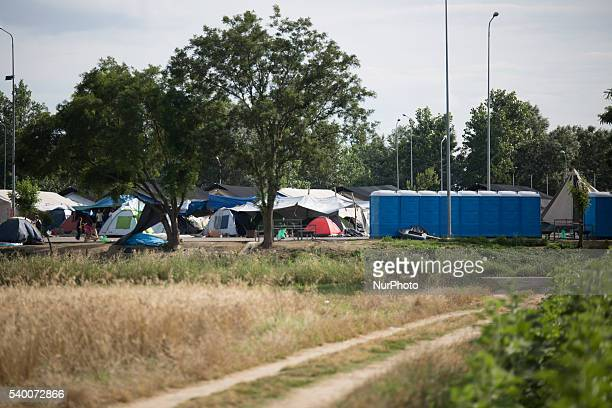 On monday the 13th of June the refugee camp at Eko station close to the mazedoniangreek border got evicted by greek police More than thousand...