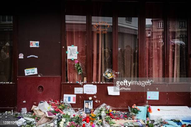 On November 16 three days after the attacks of November 13, 2015 that killed 130 people and injured more than 400 in a series of attacks that hit...