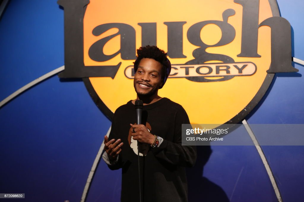 On November 2, 2017, Jermaine Fowler, David Koechner, Maz Jobrani and Rell Battle performed their final show of the cross-country SUPERIOR DONUTS Comedy Tour at The Laugh Factory in Los Angeles. Jermaine Fowler, shown