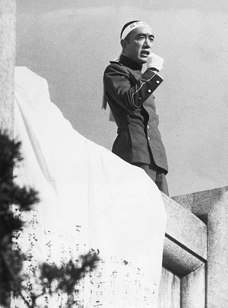 JPN: 25th November 1970 - 50 Years Since Death Of Japanese Author Yukio Mishima