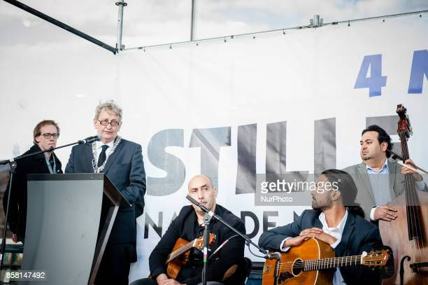 On October 6th, 2017 in Amsterdam, Netherlands. Amsterdam mayor Eberhard van der Laan has died from lung cancer at the age of 62. Van der Laan, who...