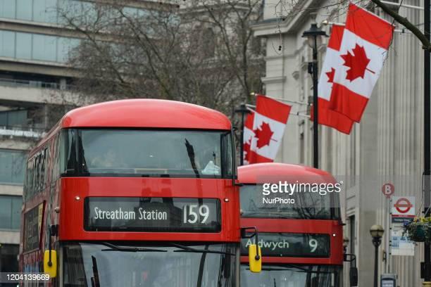 On Saturday 25 January 2020 in London United Kingdom