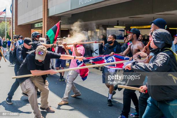On Saturday August 12 a veritable who's who of white supremacist groups clashed with hundreds of counterprotesters during the Unite The Right rally...