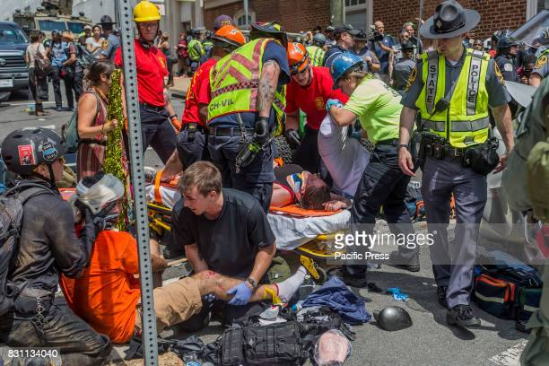 On Saturday August 12 a veritable who's who of white supremacist groups clashed with hundreds of counterprotesters during the 'Unite The Right' rally...
