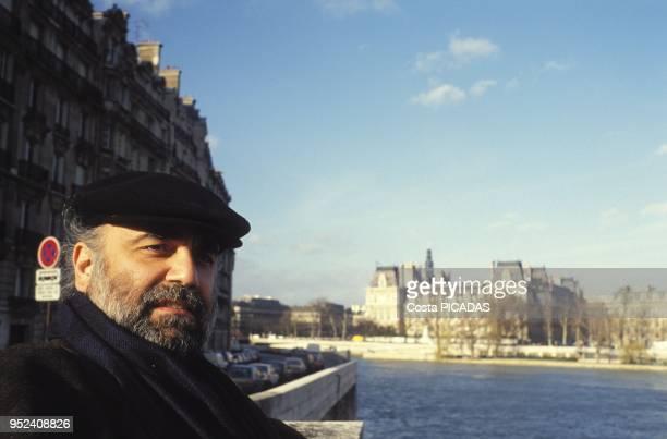 on Seine's bank