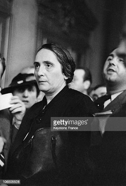 On September 3Rd 1936 The Pasionaria Communist Deputy And Republican Loyalist Visits Paris In Search Of Support Of The French LeftWing As The Spanish...