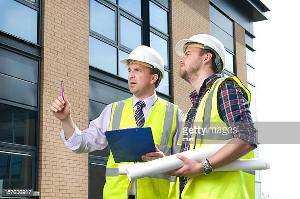 on site contractors