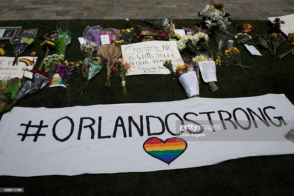 At Least 50 Dead In Mass Shooting At Gay Nightclub In Orlando : News Photo