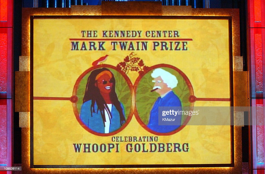 'On Stage at the Kennedy Center: The Mark Twain Prize' will air November 21, at 9 p.m. on PBS.