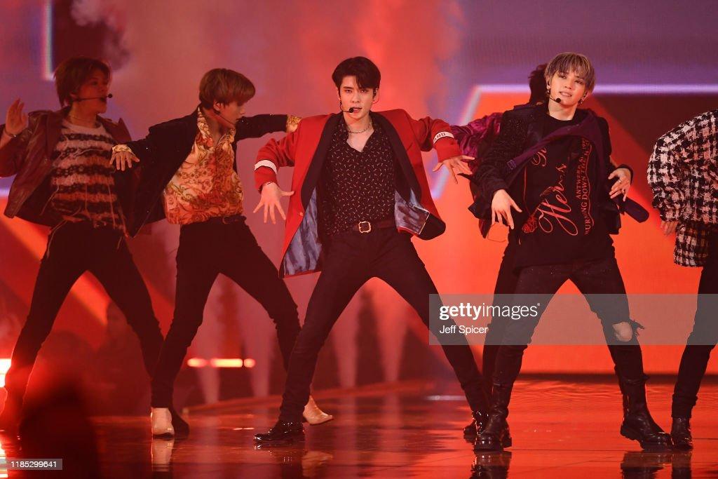 MTV EMAs 2019 - Show : News Photo