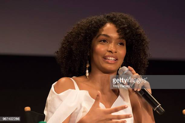 FREEFORM On Sunday June 3rd ABC Studios and ABC Entertainment held an allday Emmy FYC event filled with themed food breaks panels with talent from...