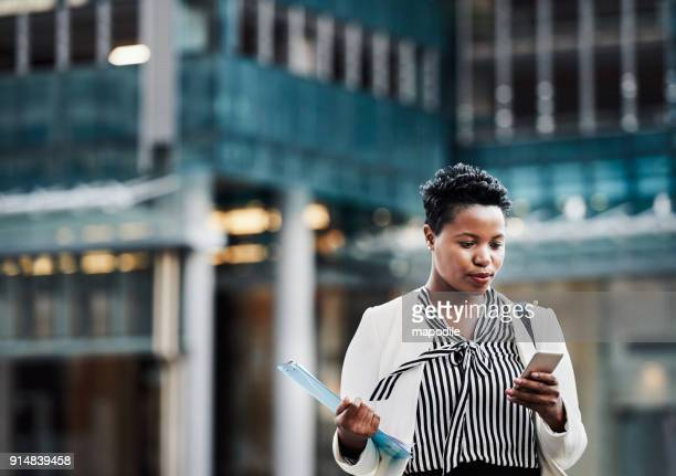 on that go get it grind - black women stock photos and pictures