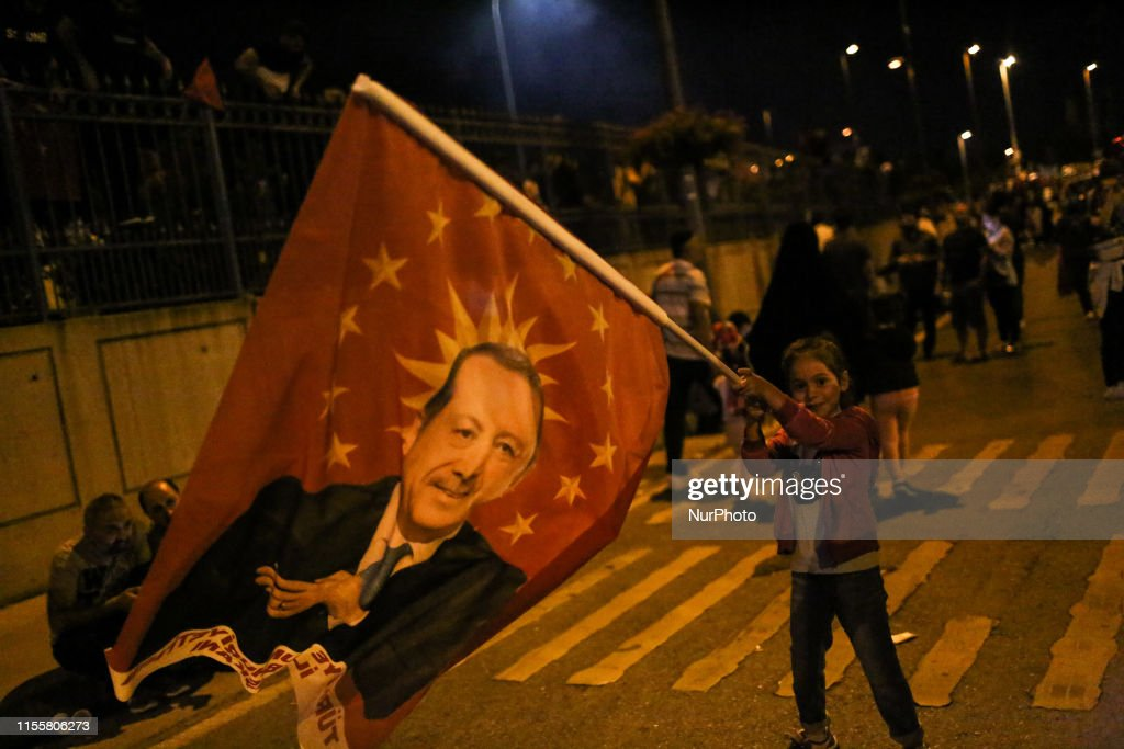 3rd Anniversary Of The Turkey Military Coup : Nieuwsfoto's