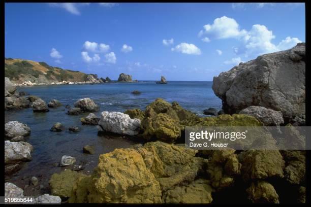 on the akamas peninsula - アカマス半島 ストックフォトと画像