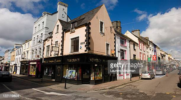 On the corner of New Street and High Street, Killarney. Killarney is one of Ireland's most popular tourist destinations and used a hub and starting...