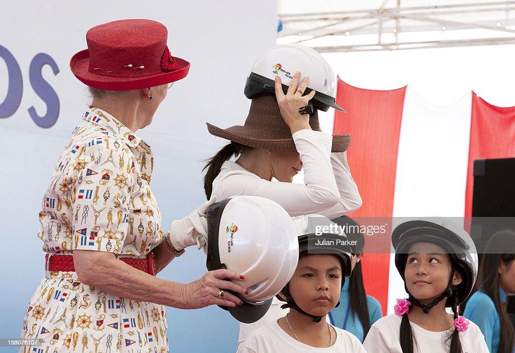 Danish State Visit To Vietnam : News Photo