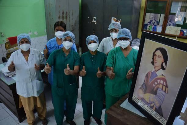 IND: International Nurses Day Observed