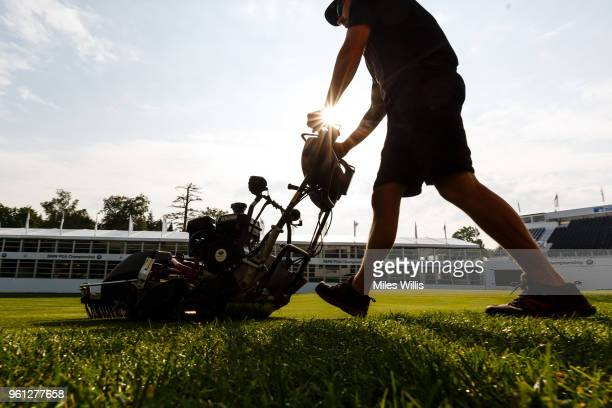 On the eve of the BMW PGA Championship, greenkeepers prepare to welcome the likes of Rory McIlroy, Tommy Fleetwood and Ian Poulter to Wentworth Club....