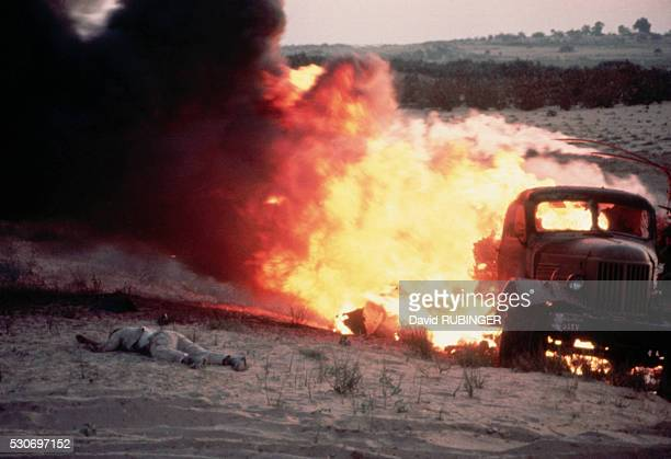 On the first day of the Six Day War I was in a halftrack with General Israel Tal's division As we headed for Rafiah and El Arish through the Gaza...