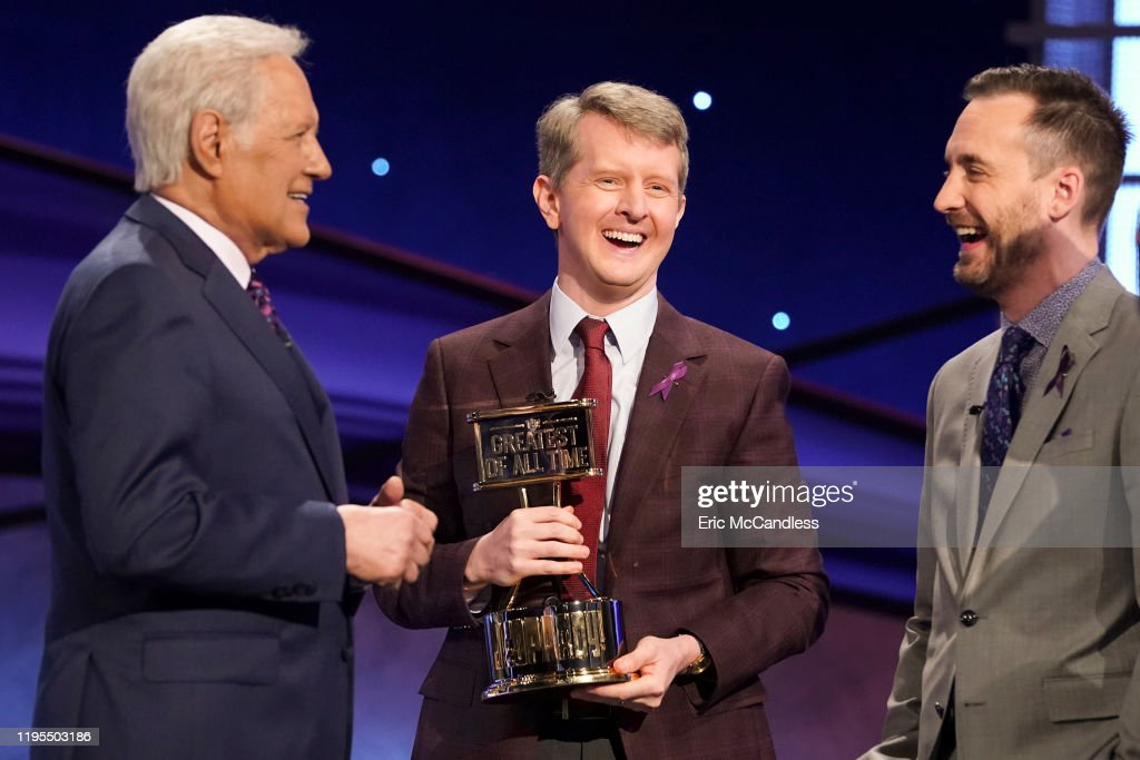 """ABC's """"Jeopardy! The Greatest of All Time"""" : News Photo"""