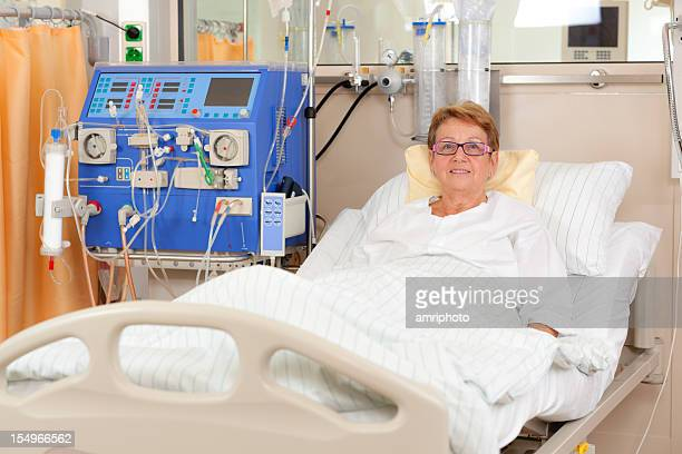 on the mend - dialysis stock pictures, royalty-free photos & images