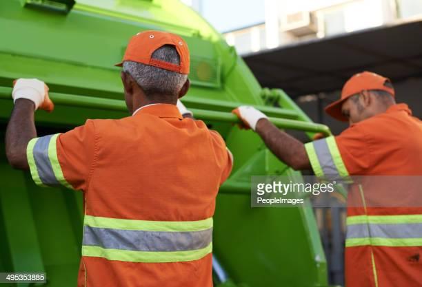Le mouvement pour nettoyer votre ville