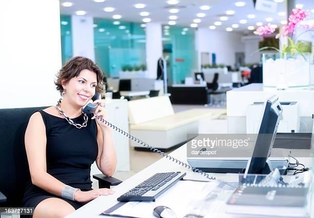 Auf dem Telefon