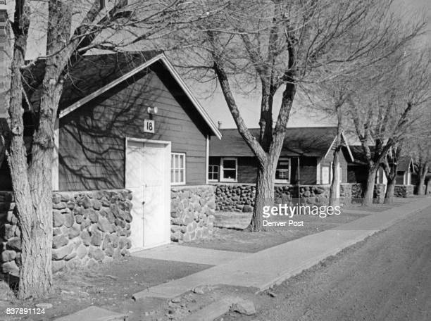 FEB 21 1963 FEB 22 1963 on the post could be used for storage of crime scene mockups Credit Denver Post