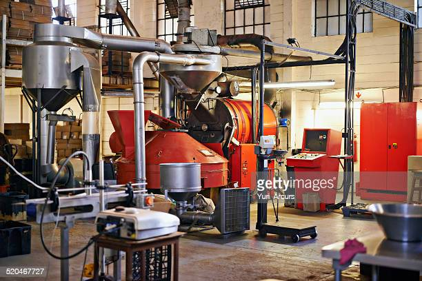 on the production floor - factory farming stock pictures, royalty-free photos & images