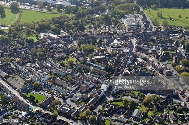 On the River Frome and 8 miles north of Weymouth is the Dorset town of Dorchester on 21ST October 2008