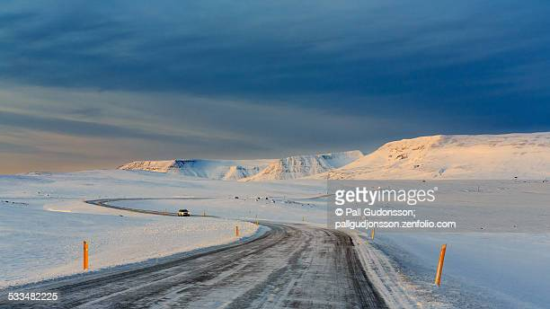 On the road again - Iceland