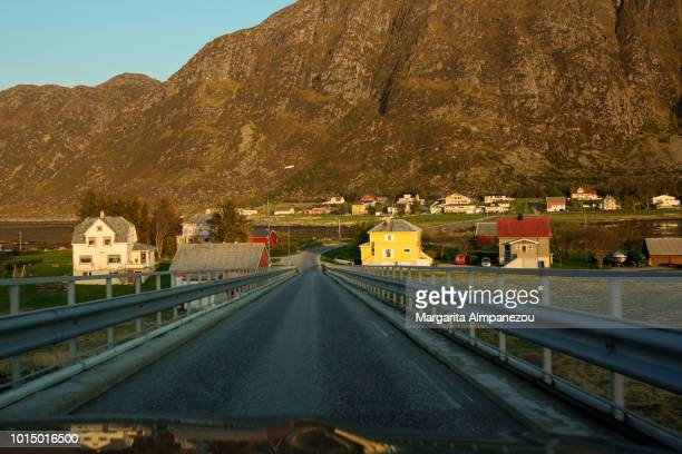 On the Road: Driving the picturesque islands of Norway