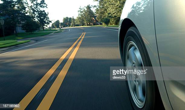 on the road - hub stock pictures, royalty-free photos & images