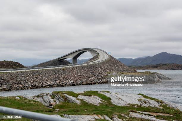 On the Road: The Atlantic Road in Norway