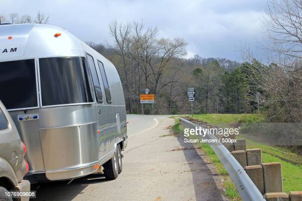 On the road with our Airstream