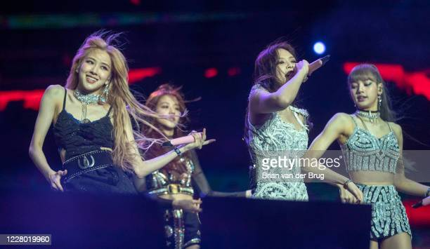 On the Sahara stage at the Coachella Valley Music and Arts Festival on the Empire Polo Club grounds in Indio, Calif., on April 12, 2019.
