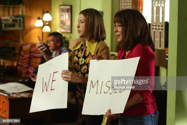 THE MIDDLE On the season premiere episode Vive La Hecks airing TUESDAY OCTOBER 3 on The Walt Disney Television via Getty Images Television Network...