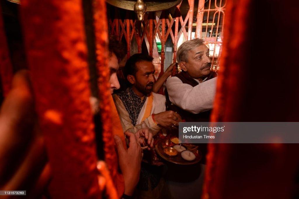 IND: Congress General Secretary Priyanka Gandhi Vadra Ganga Yatra