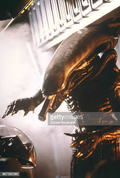 On the Set of Alien