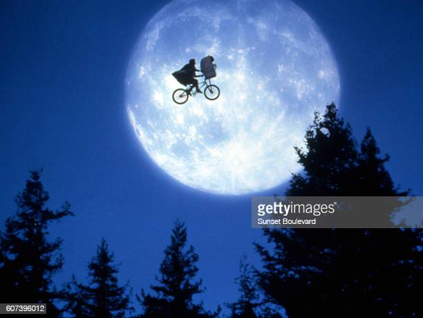 On the set of ET the ExtraTerrestrial