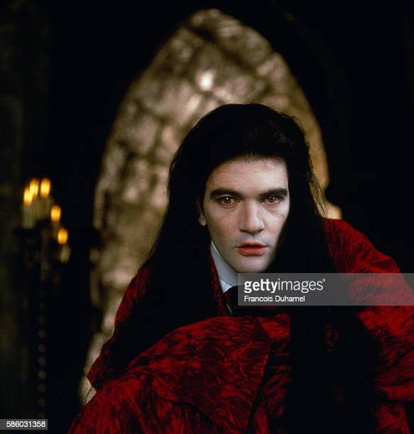 On the set of Interview with the Vampire by Neil Jordan