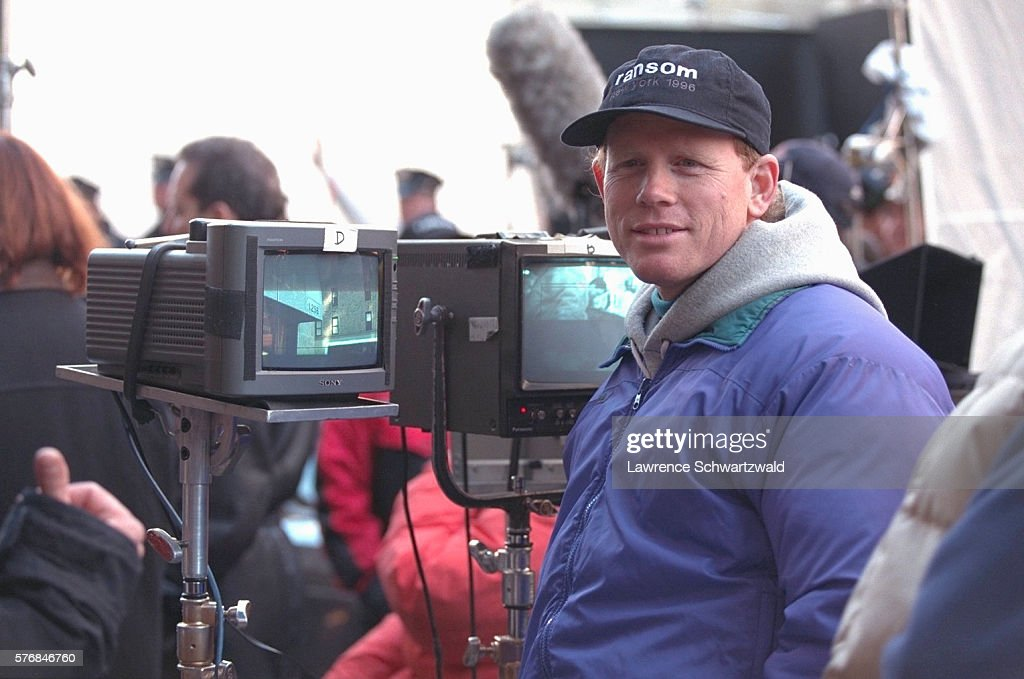 On the Set of Ransom by Ron Howard : News Photo