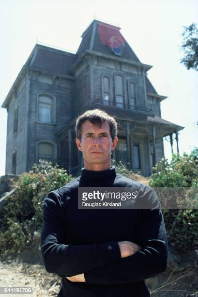 On the set of the 1983 film Psycho II
