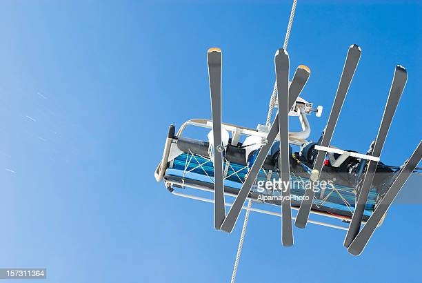 On the ski lift (chairlift) - II