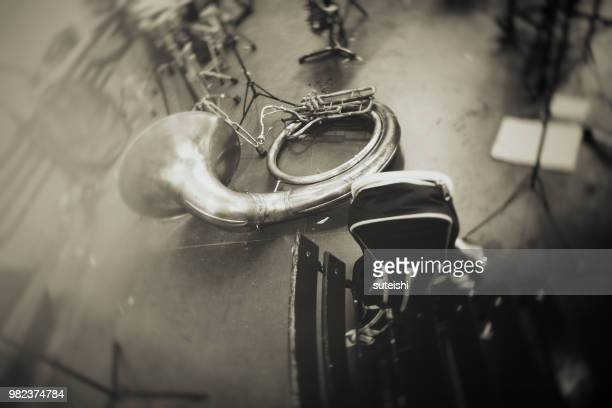 on the stage - blues music stock pictures, royalty-free photos & images