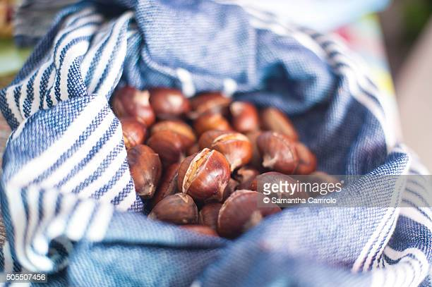 On the Table _ Chestnuts