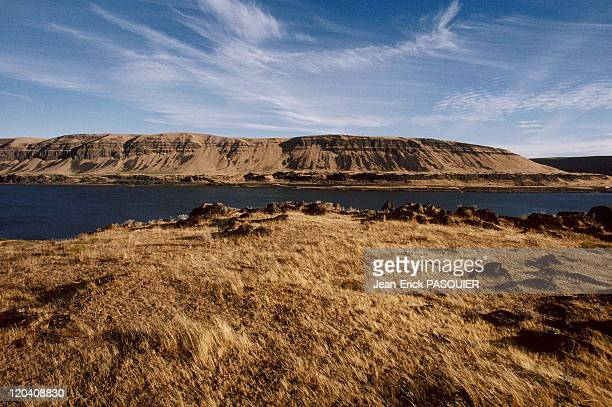 On the tracks of Lewis and Clark in United States in 1997 The Columbia River Gorge