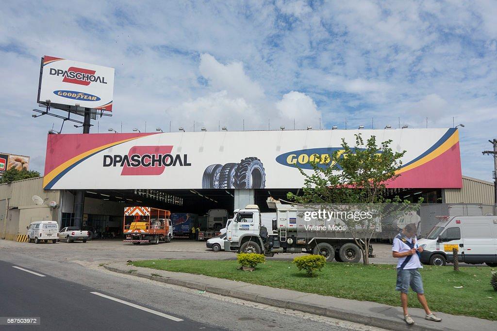 Brazil - Rio de Janeiro - Economy : News Photo