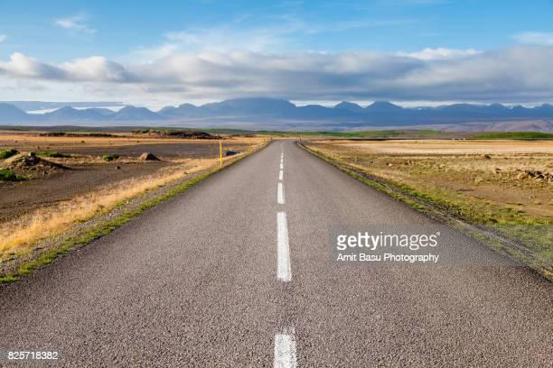 On the way to Gullfoss near Thingvellir National Park, Iceland
